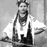 [:uk]Сестра М. Леонтовича Олена[:]