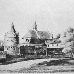 [:uk]Летичівський замок; рисунок Наполеона Орди[:]