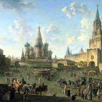 [:uk]Червона площа (1801). Картина Ф.Алексеєва[:]